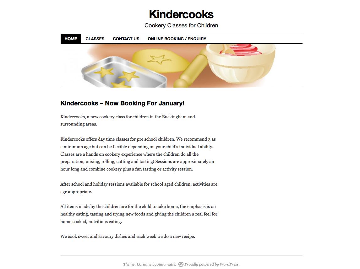 KINDERCOOKS