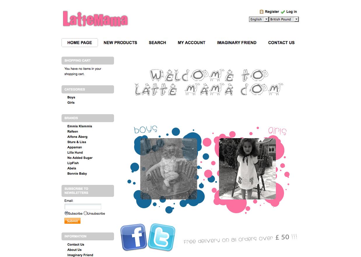 LatteMama