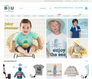 Little Bou - Boys Designer Clothes