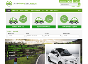 Little Green Car Leasing
