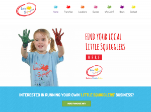 Little Squigglers Franchise Opportunity