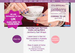 Jamberry Nails UK