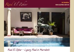 Luxury Riad in Marrakech