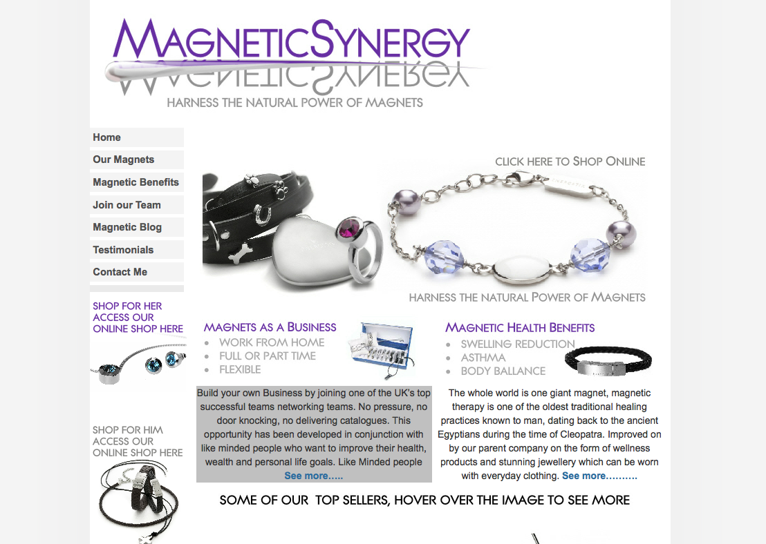 Energetix - Magnetic Synergy