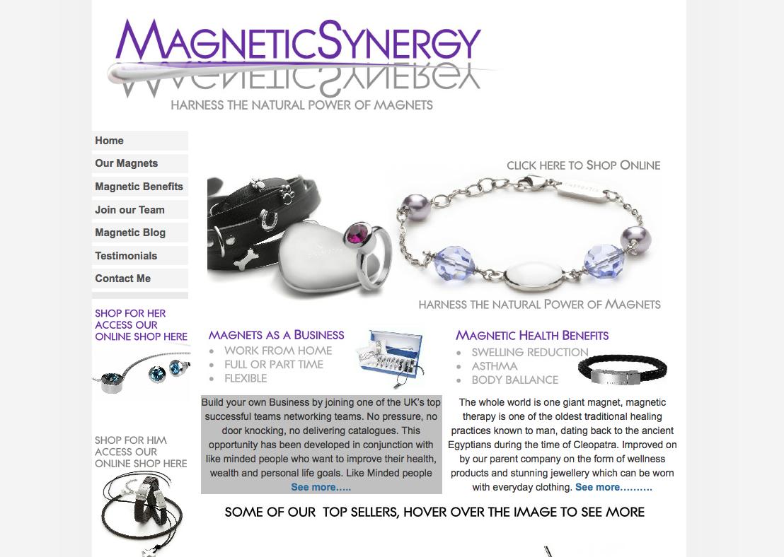 Energetix - Magnetic Synergy