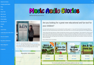 Music Audio Stories