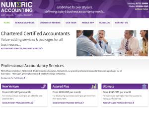 Numeric Accounting