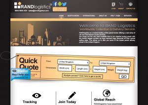 Rand Logistics - International Courier