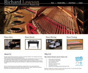 Richard Lawson Pianos Ltd