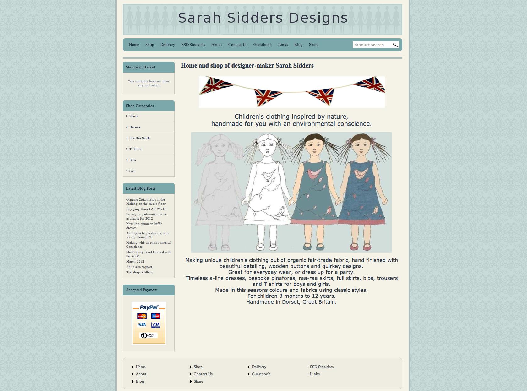 Sarah Sidders Designs