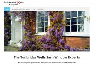 Sash Window Experts Tunbridge Wells