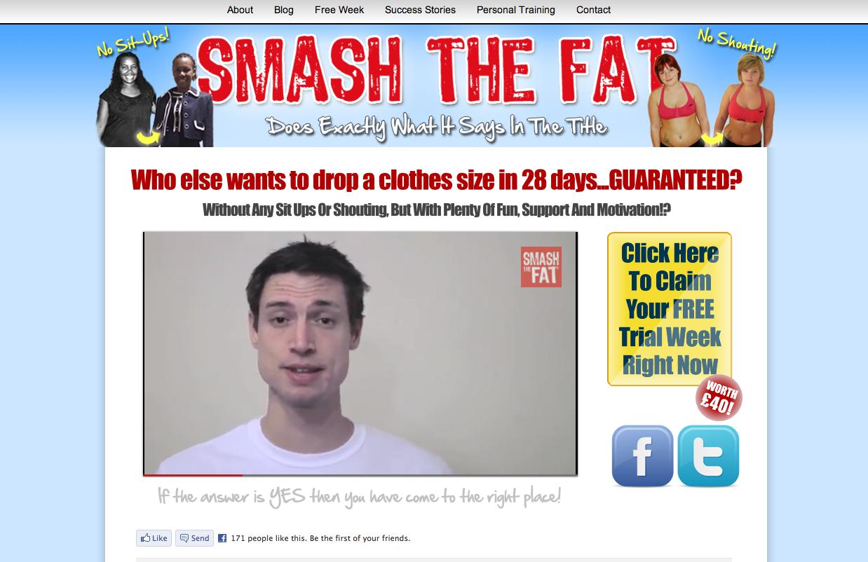 Smash The Fat Northampton