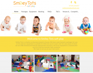 Smiley Tots soft play