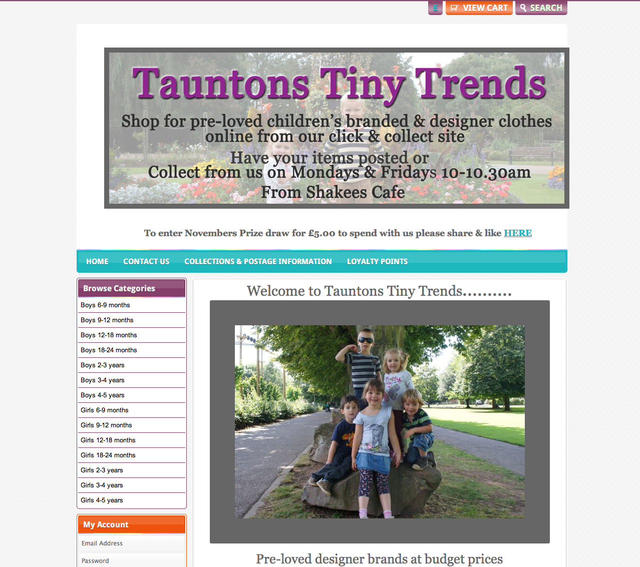 Tauntons Tiny Trends