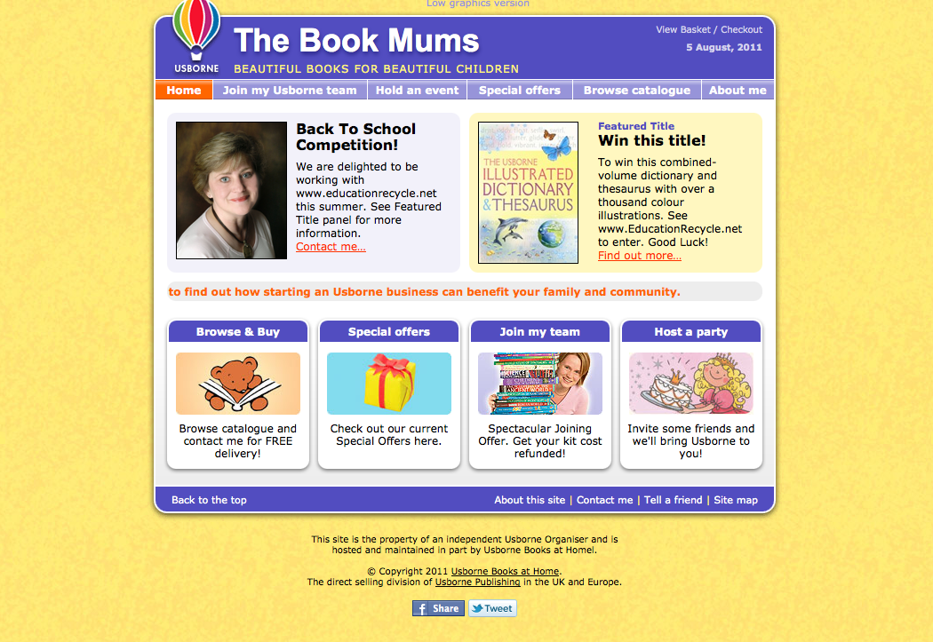 The Book Mums