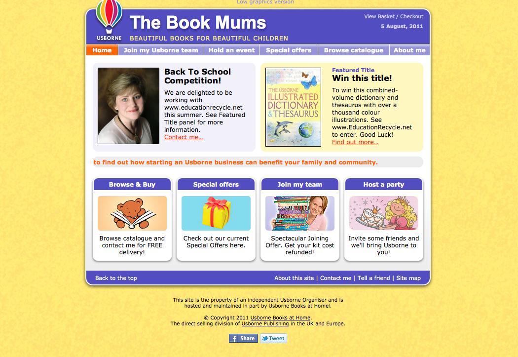 The Book Mums