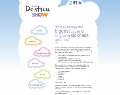The De-Stress Show