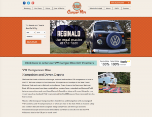 VW Camper Hire