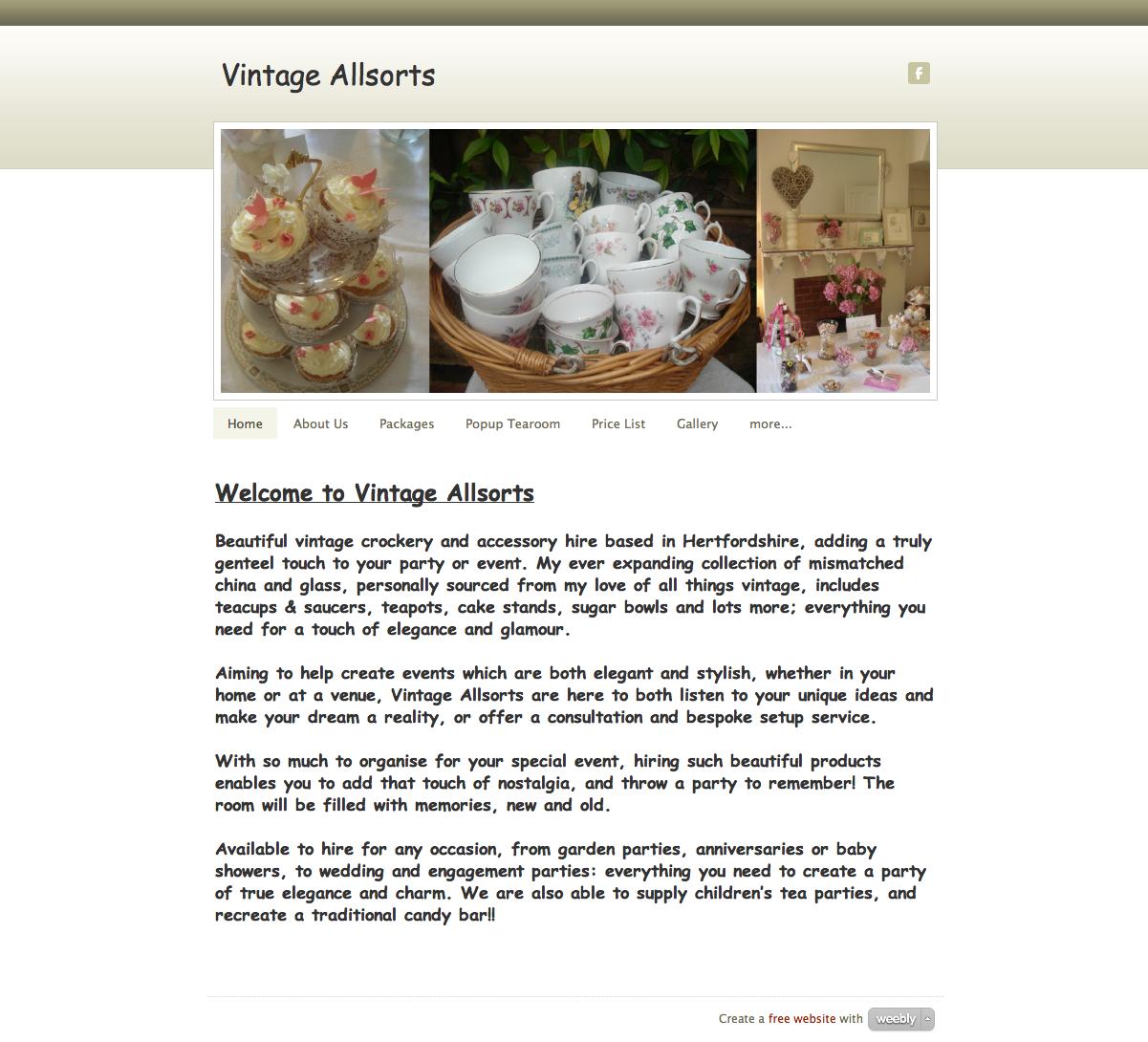 Vintage Allsorts