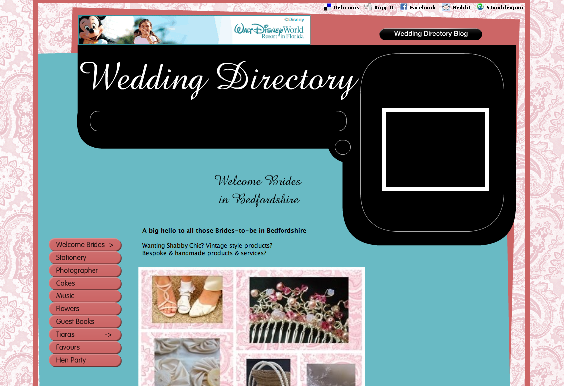 Wedding Directory-Bedfordshire