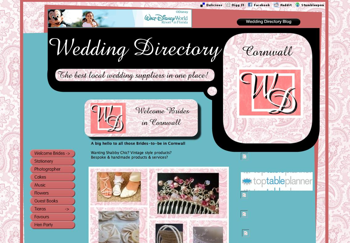 Wedding Directory-Cornwall