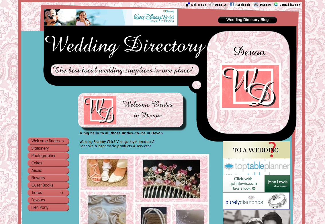 Wedding Directory-Devon