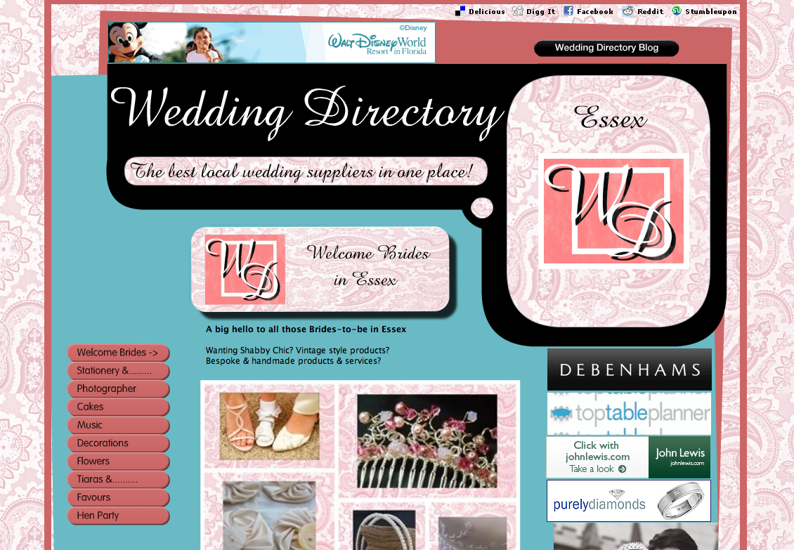 Wedding Directory-Essex