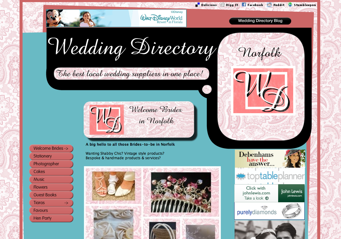 Wedding Directory-Norfolk