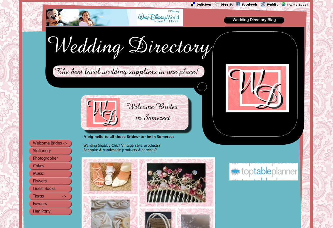 Wedding Directory-Somerset