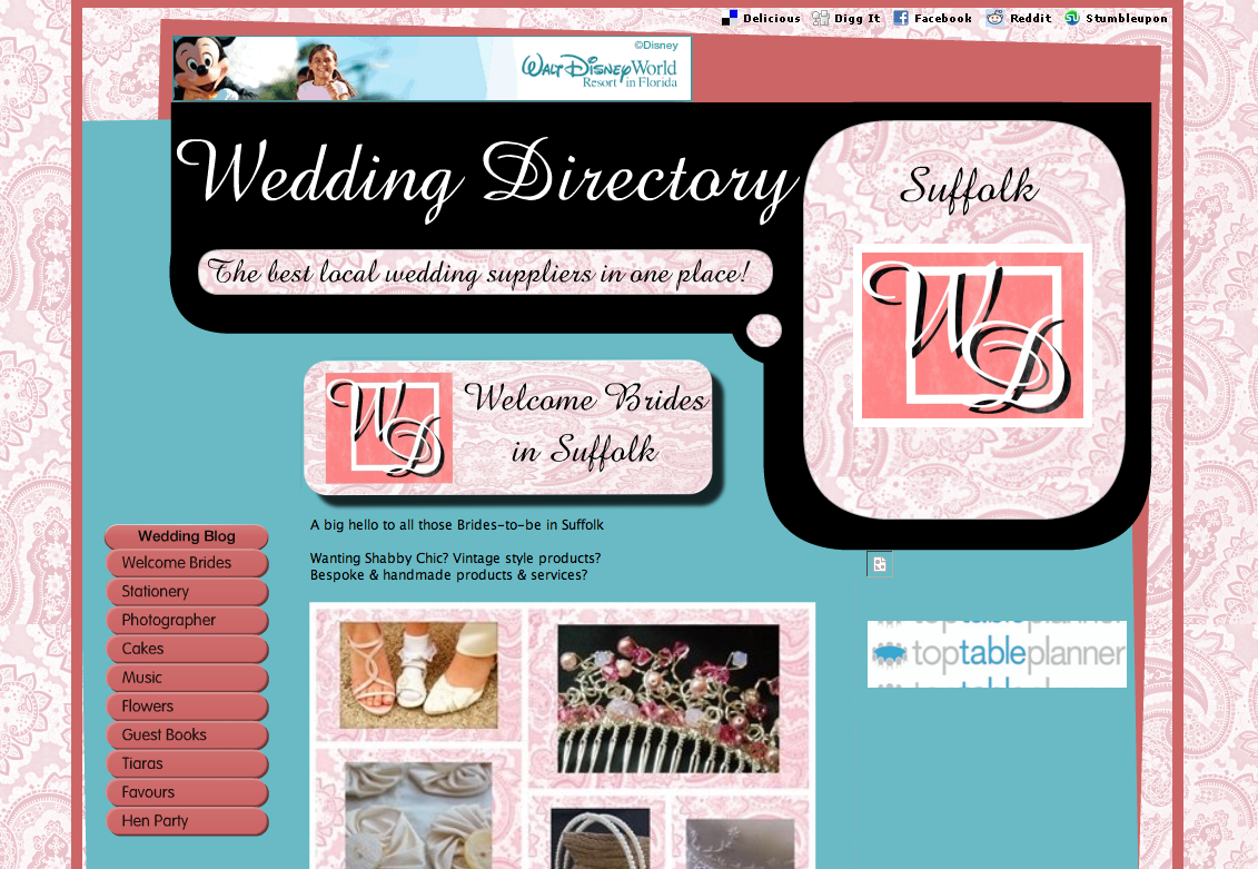 Wedding Directory-Suffolk