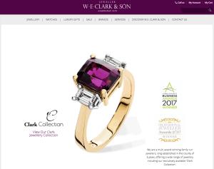 W.E Clark & Son