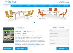 Whiteleys Office Supplies