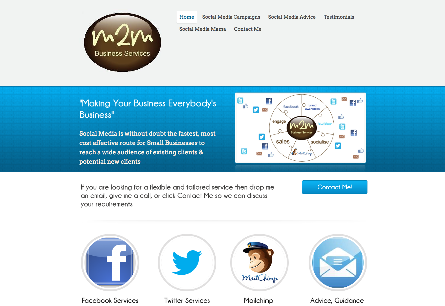 M2M Business Services