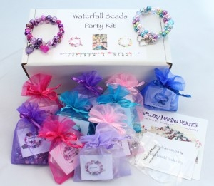 Waterfall Beads Jewellery Making Parties