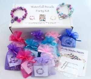Waterfall Beads Jewellery Making Parties