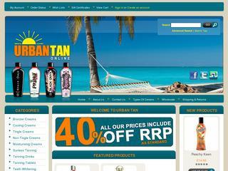 Urban Tan Online