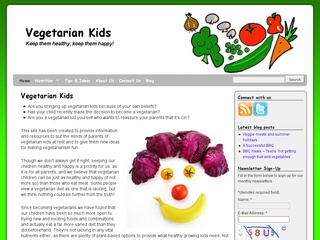 VegetarianKids.co.uk