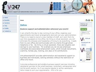 Virtual Assistant 247.biz