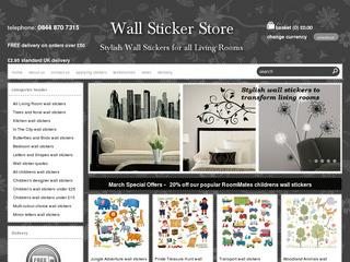 Wall Sticker Store