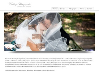 Wedding Photos In London Made by Studio