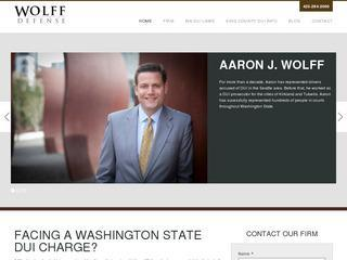 Wolf Criminal Defense