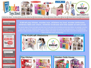 Wooden Toys Direct