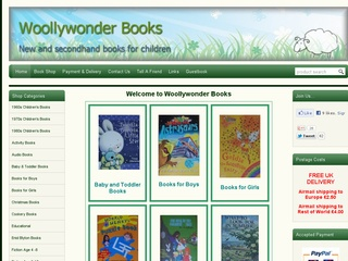 Woollywonder Books