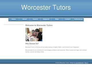 Worcester Tutors