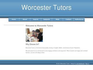Worcester Tutors