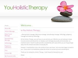 You Holistic Therapy