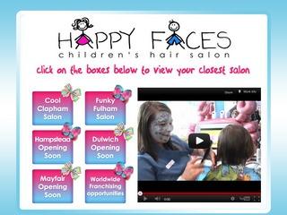 Happy Faces Children's Salon