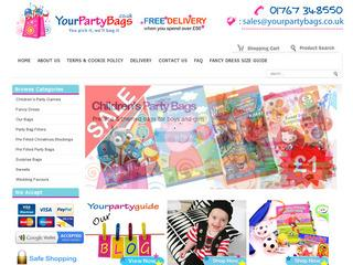 Your party bags