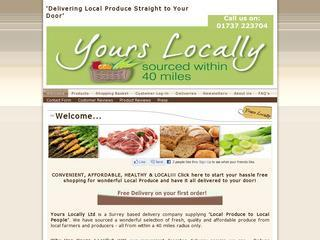 Yours Locally