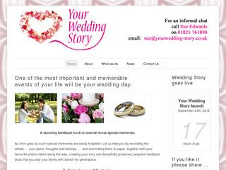 Your Wedding Story